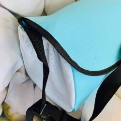 Чанта за бебешка количка ,синя