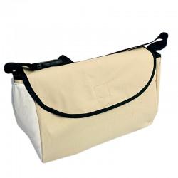 Чанта за бебешка количка , бежова