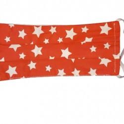 Маска за деца Червени звезди