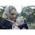 Шапка мама и бебе