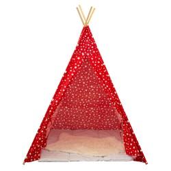 Палатка игу червени звезди