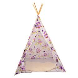 Палатка игу лилави бухали