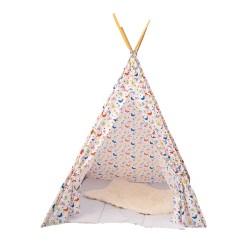 Палатка игу малки пеперуди
