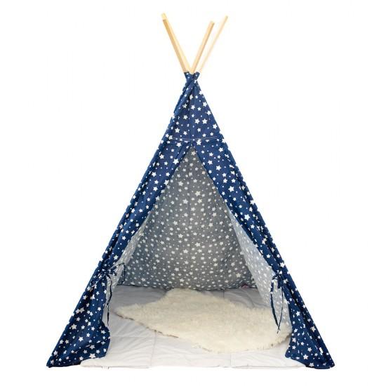 Палатка игу Тъмно сини звезди
