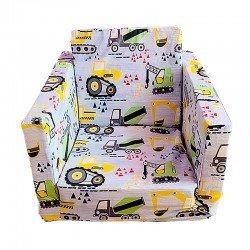 Кресло за дете разтегливо кресло багери