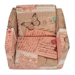Кресло за дете разтегливо пеперуди