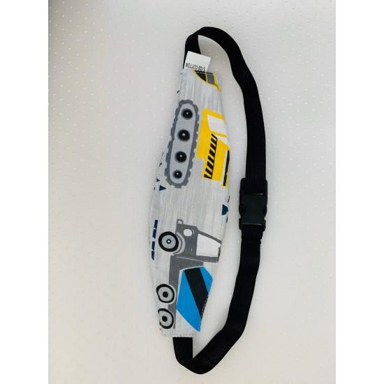 Предпазна лента-ластик за глава - багери