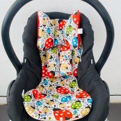 Възглавница за бебе пеперуда, Калинки
