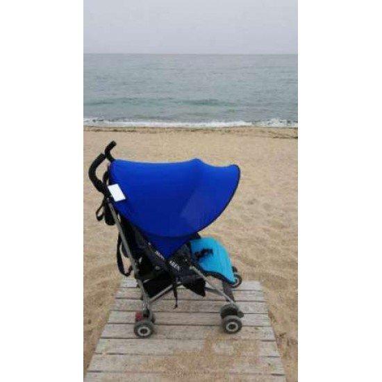 Стокке сенник за количка -13 цвята