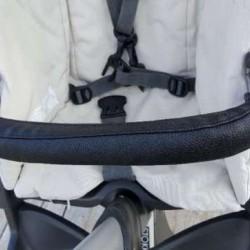 Предпазни калъфи за двата борда на количка Stokke