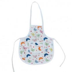 Детска готварска престилка Малки пеперуди