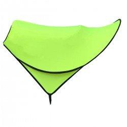 Сенник за количка зелен неон