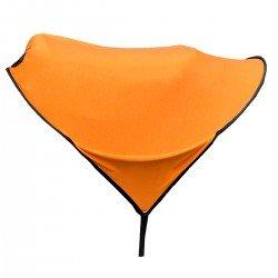 Сенник за количка оранжев