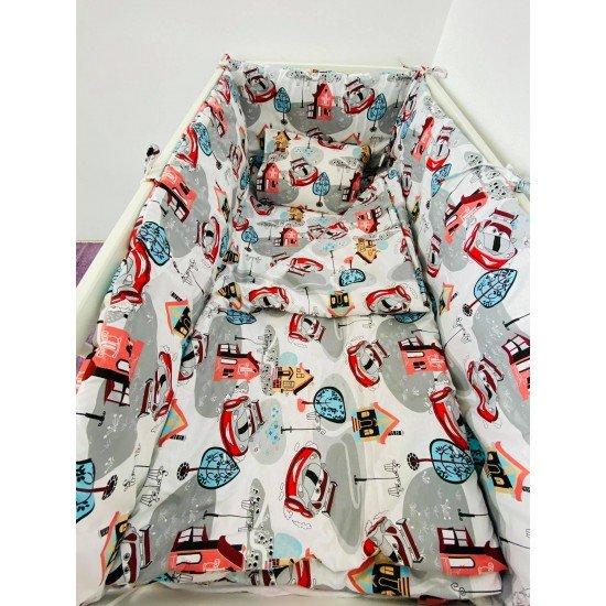 Бебешки спален комплект Коли